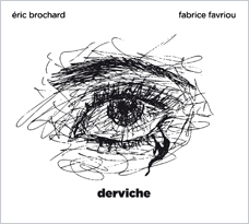 Derviche - CD cover art