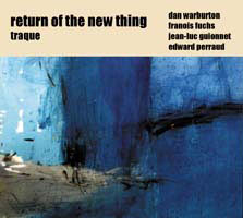 Traque - CD cover art