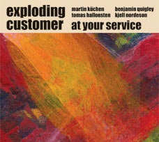 At Your Service - CD cover art