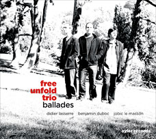 Ballades - CD cover art