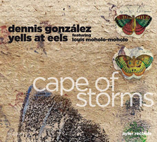 Cape of Storms - CD cover art