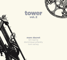 Tower, vol.2 - CD cover art