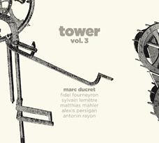 Tower, vol.3 - CD cover art
