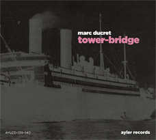 Tower-Bridge - CD cover art