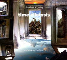 Time Elleipsis - CD cover art