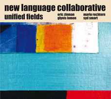 Unified Fields - CD cover art