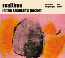 In The Shaman's Pocket - CD cover art