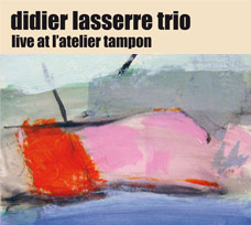 Live at l'Atelier Tampon - CD cover art